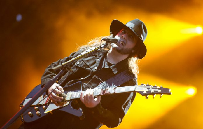 System of a Down guitarist Daron Malakian