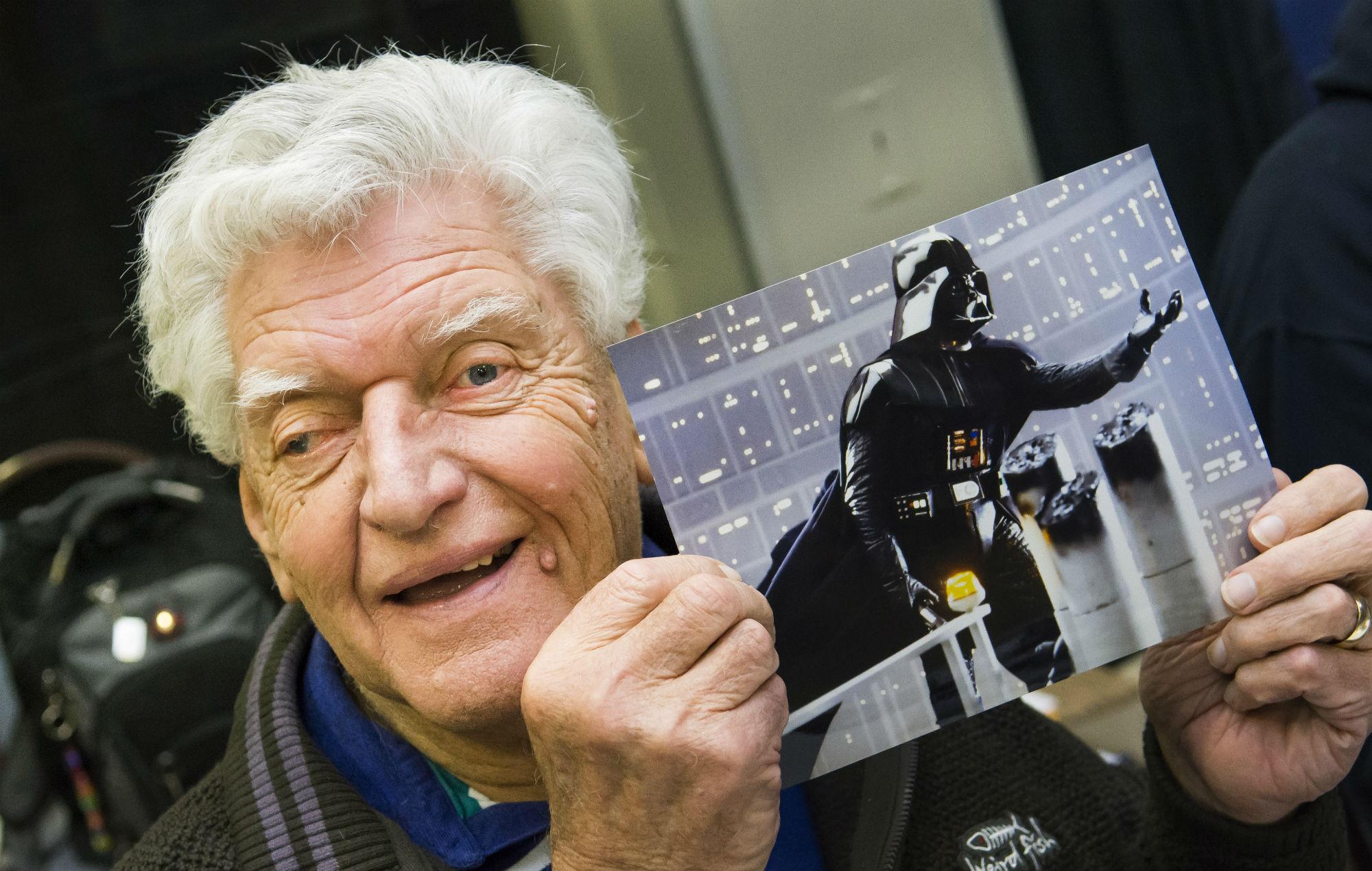David Prowse Darth Vader