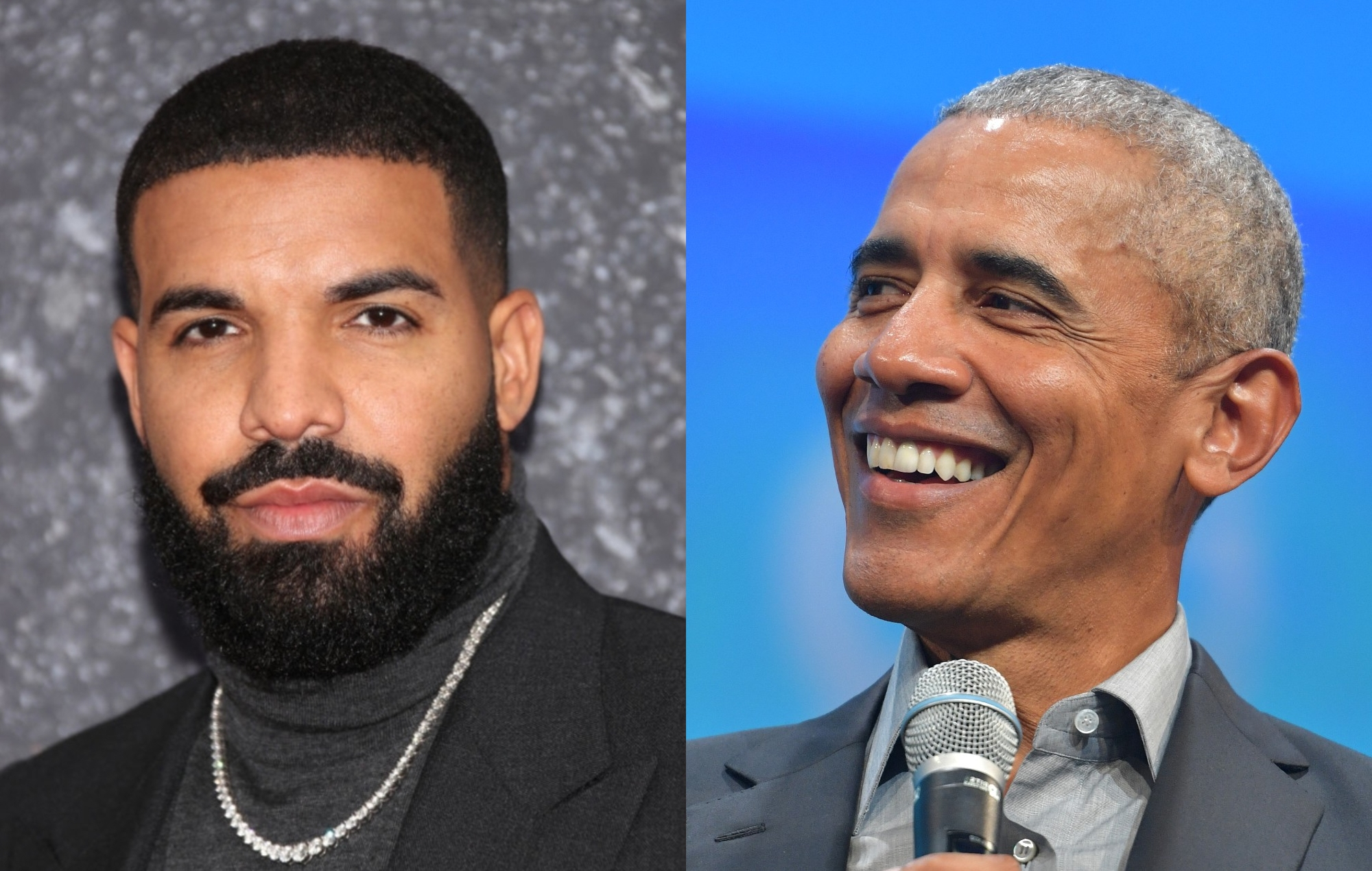 "Drake has Barack Obama's ""stamp of approval"" to play him in a film - NME"