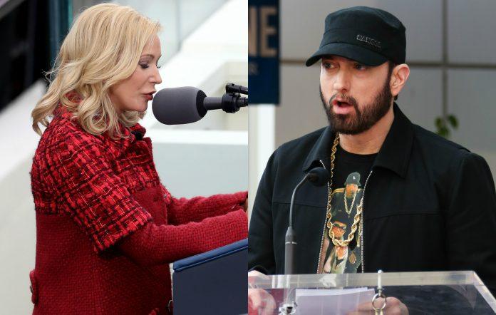 Paula White-Cain Eminem viral