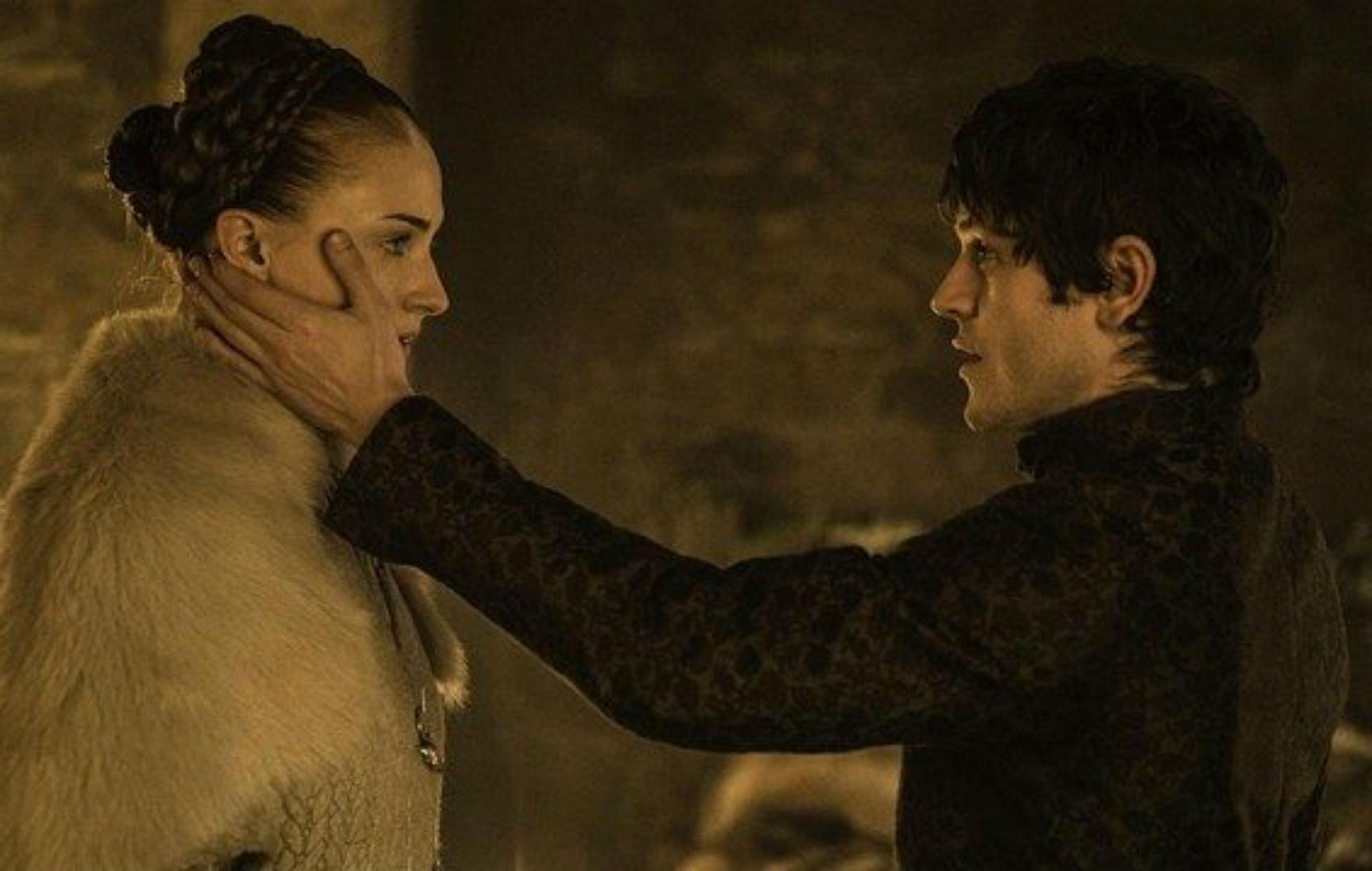 Iwan Rheon in 'Game Of Thrones'