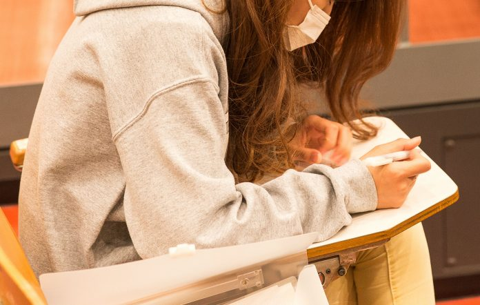 Charity share mental health advice for students coping with coronavirus pandemic. Credit: Getty
