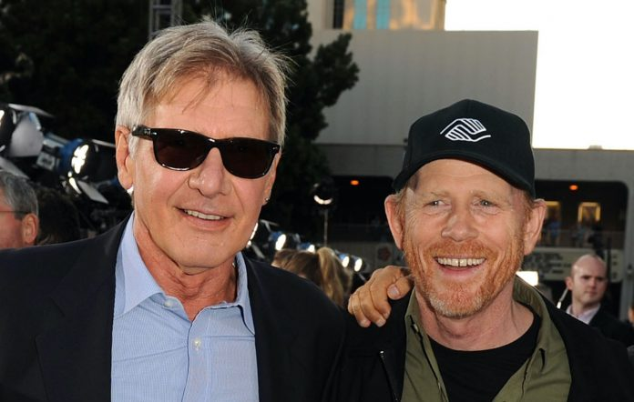 Harrison Ford, Ron Howard