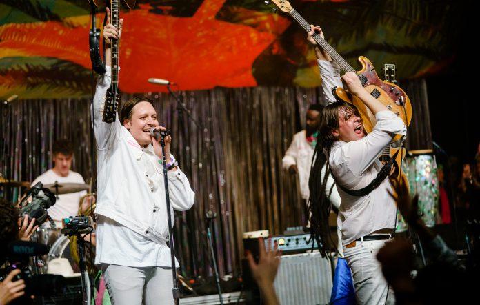 Arcade Fire, Win Butler, Will Butler