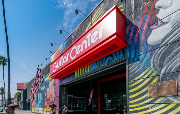 Guitar Center preparing to file for bankruptcy this weekend