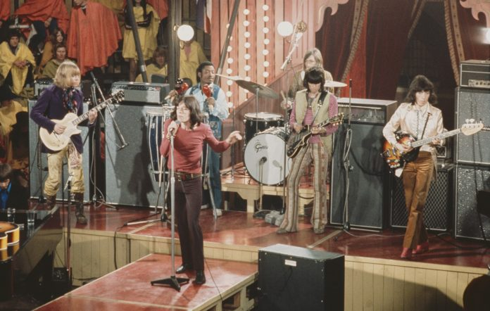The Rolling Stones share archival footage of 'Sympathy for the Devil' performed live for first time