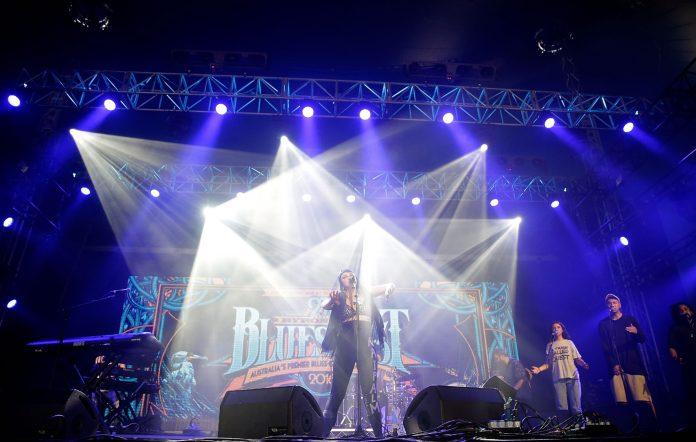 Haitus Kaiyote Bluesfest