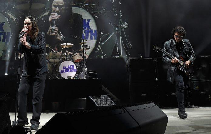 Ozzy Osbourne Tony Iommi