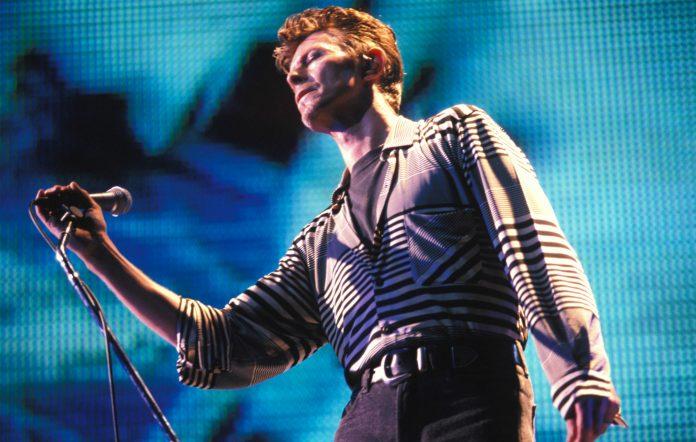 David Bowie new live album