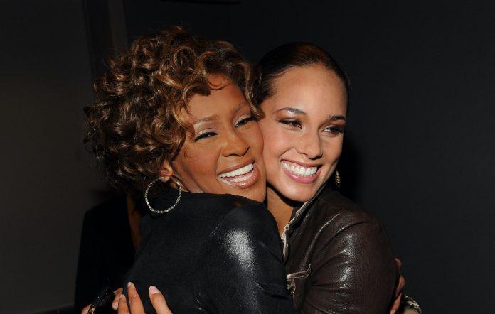 Whitney Houston, Alicia Keys