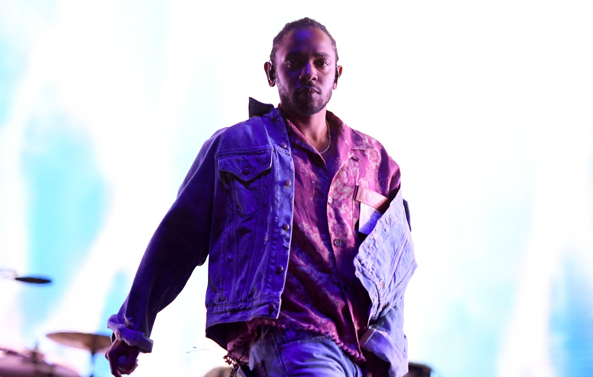 "Kendrick Lamar has ""new material"" dropping soon, say Roskilde Festival"