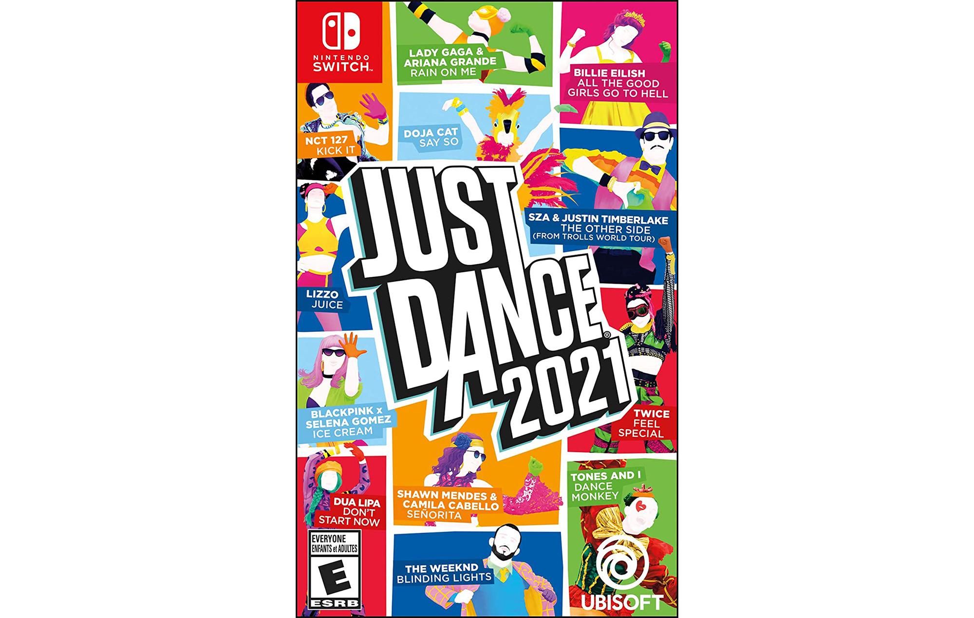 Just Dance 2021 – Nintendo Switch Standard Edition