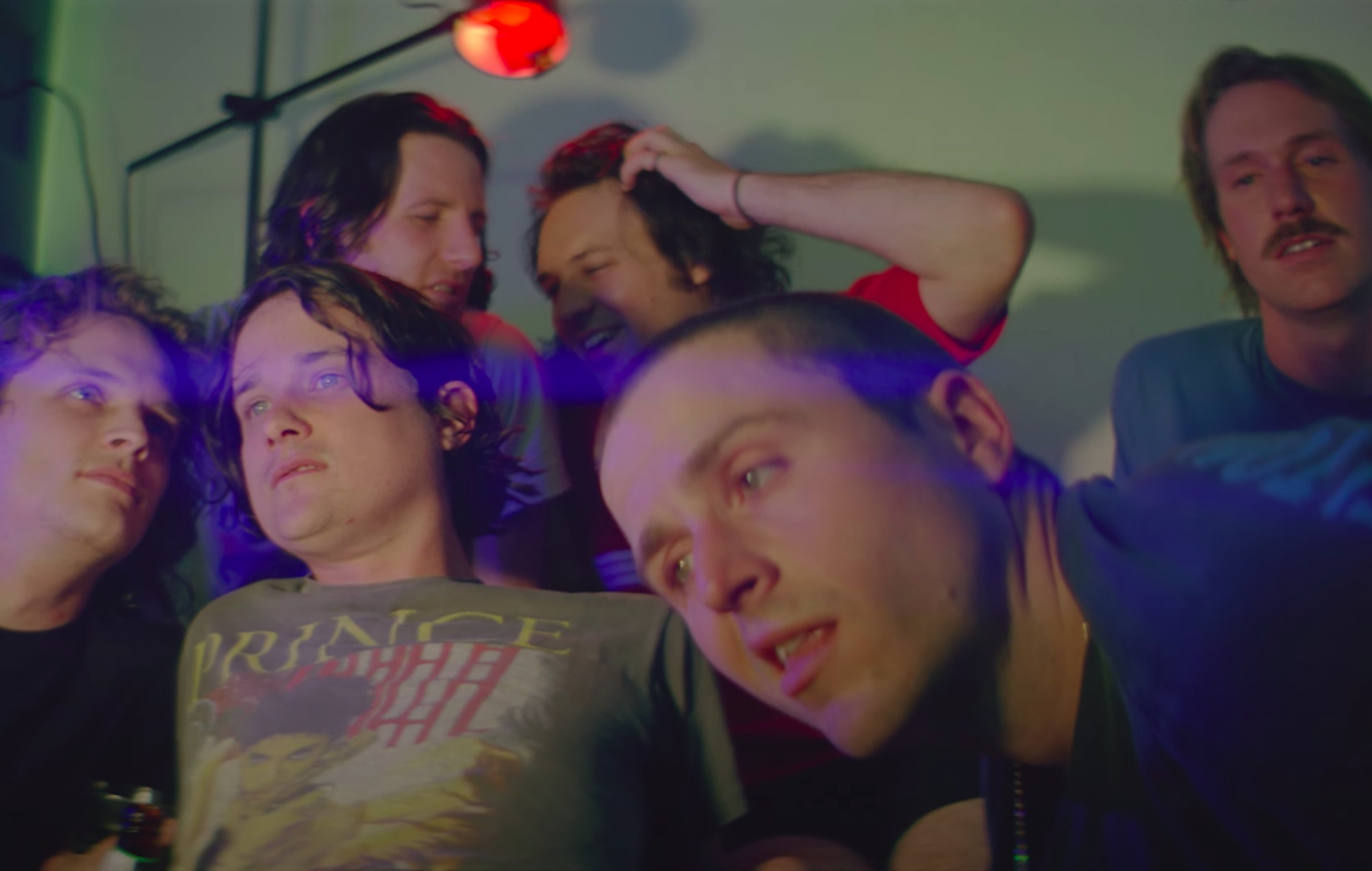 King Gizzard and the Lizard Wizard's 'Intrasport' video
