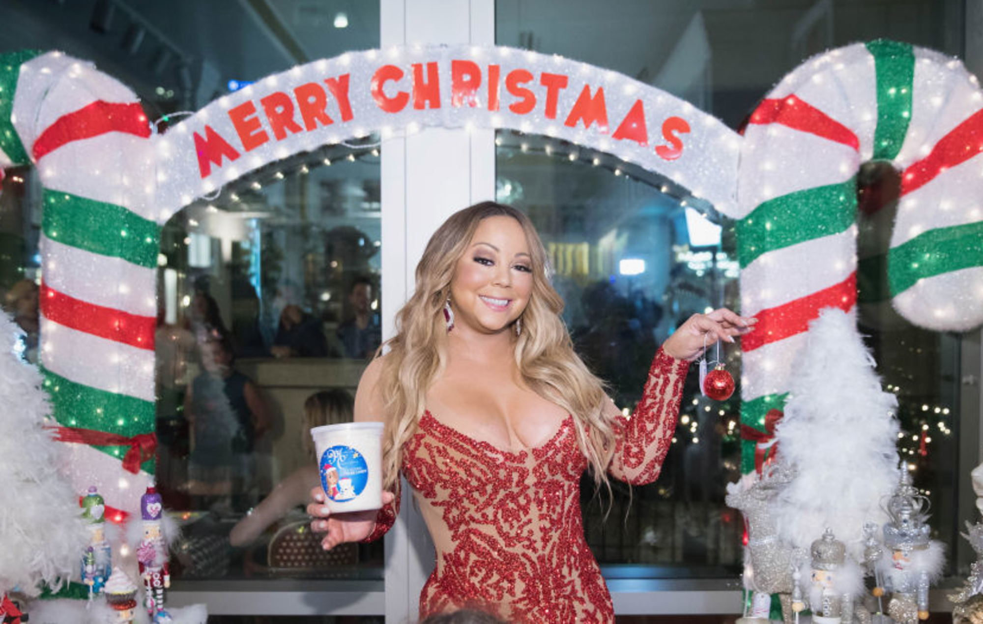 Mariah Carey's 'All I Want For Christmas Is You' could land its first ever UK Number One this week