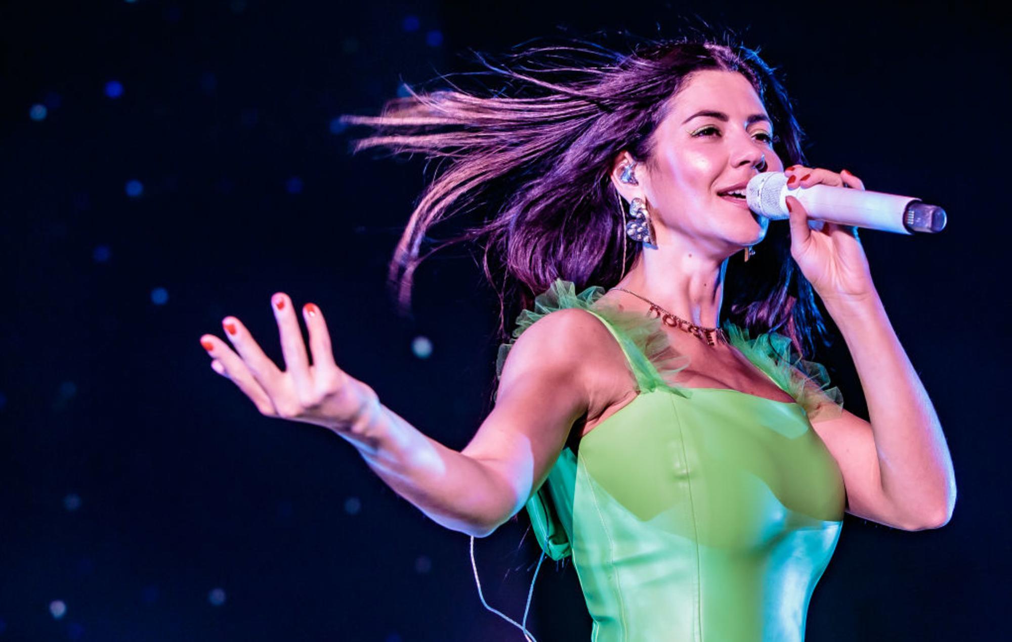 Marina announces physical zine