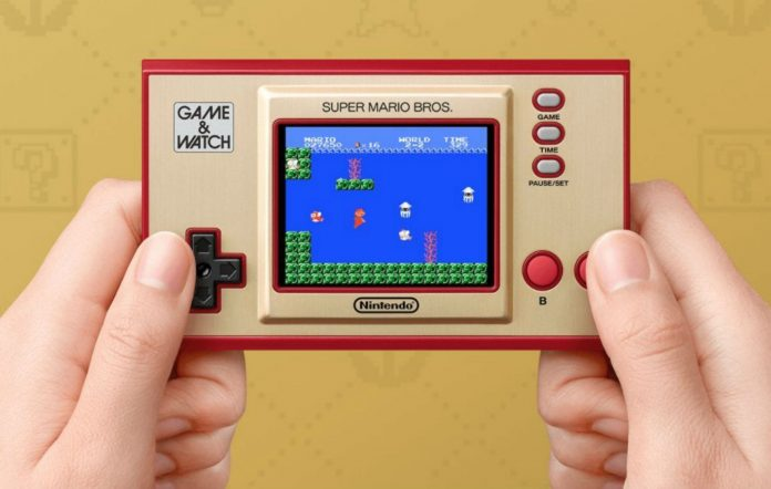 Mario Game & Watch