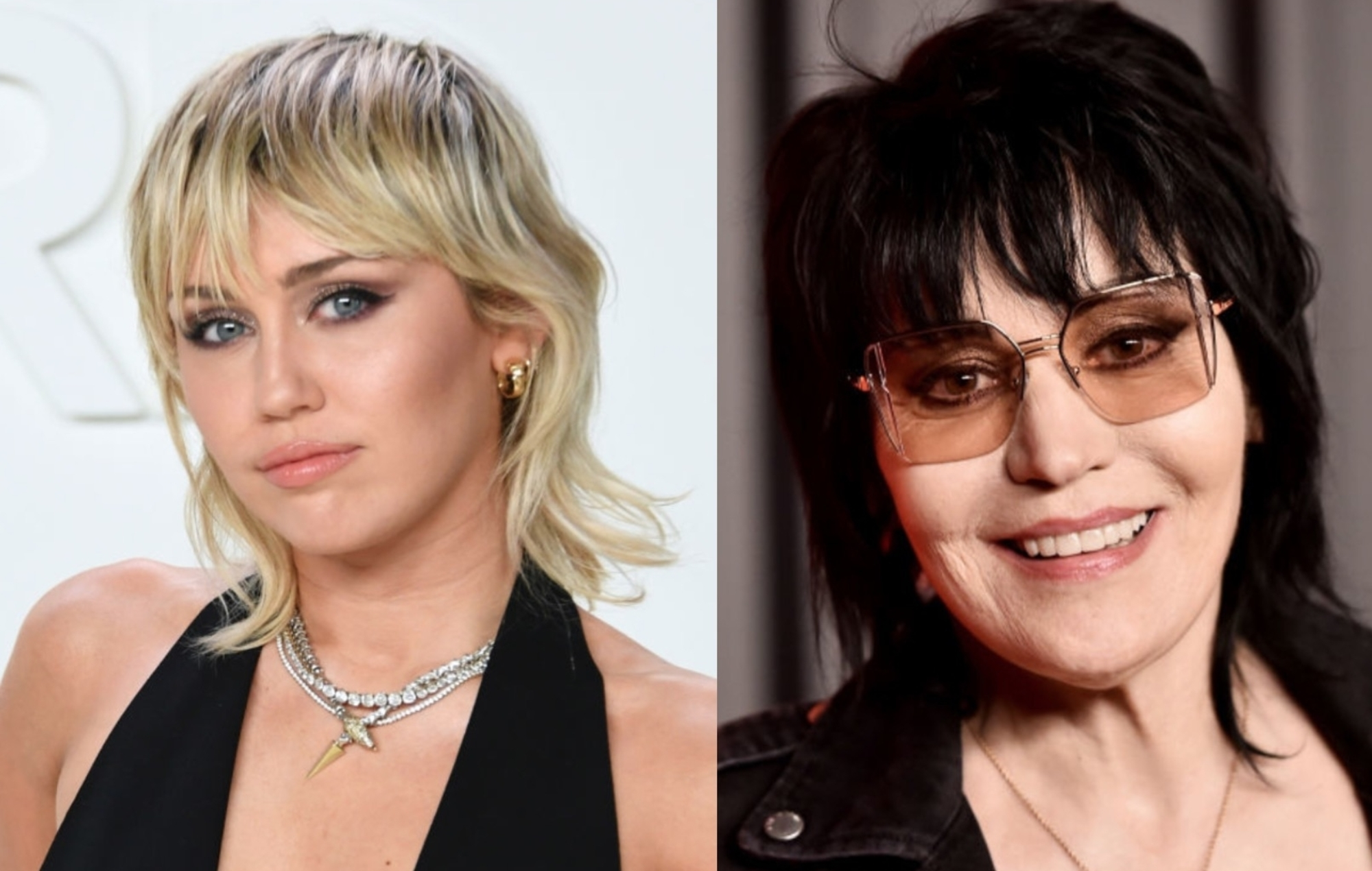 Listen to Miley Cyrus and Joan Jett team up on new track 'Bad Karma'