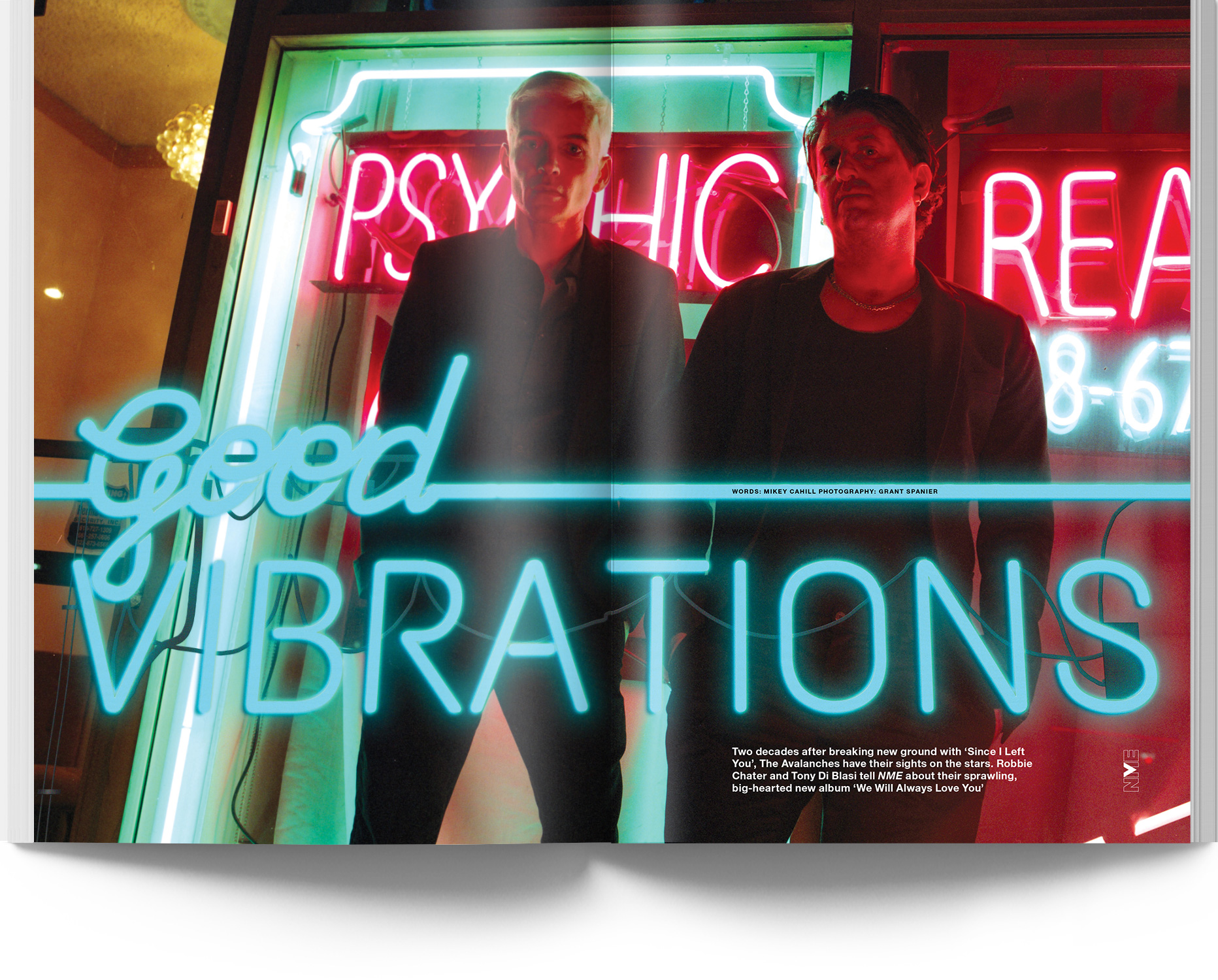 the avalanches nme
