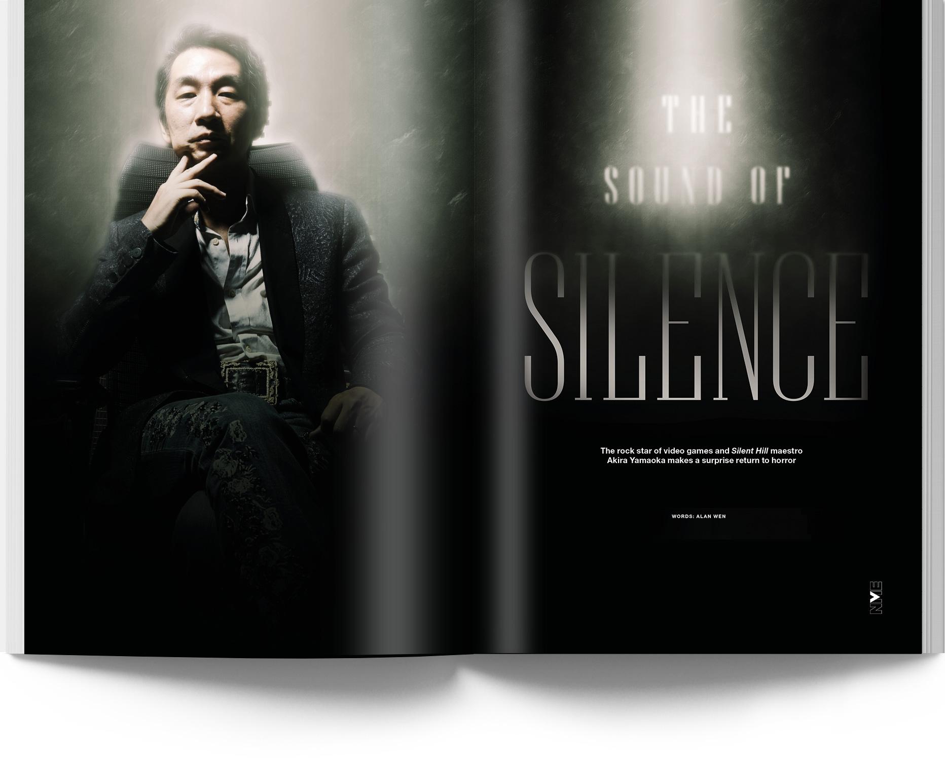 akira yamaoka silent hill nme