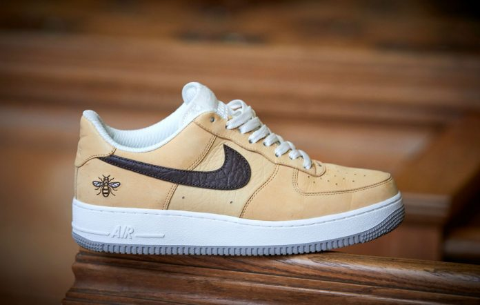 Nike Air Force 1 'Manchester'