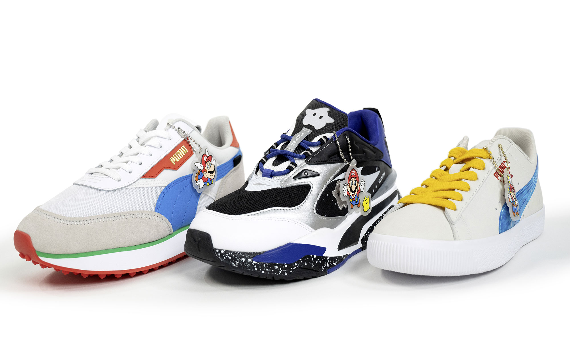 Super Mario' trainer collection announced by Puma