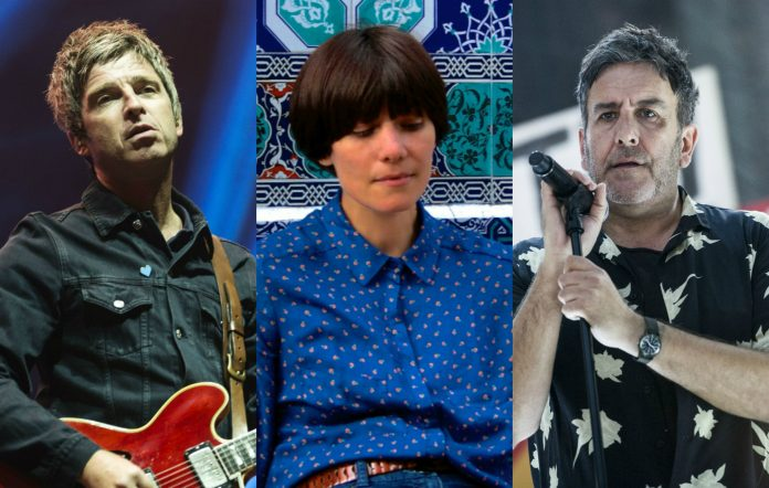 Charlotte Courbe Noel Gallagher