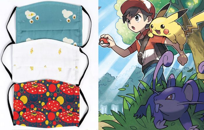 Pokémon Masks