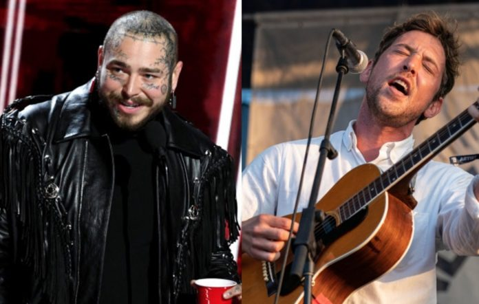 Post Malone and Fleet Foxes