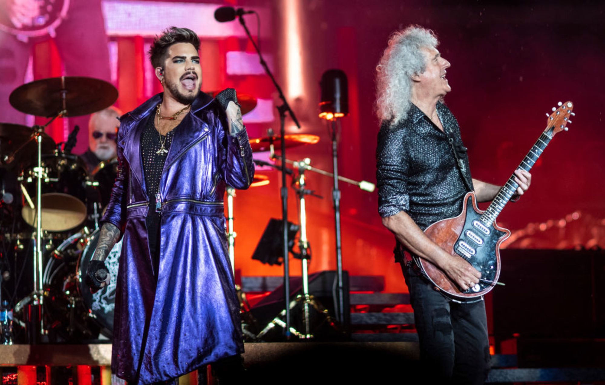 Queen reschedule UK 'Rhapsody Tour' for 2022 and add new dates