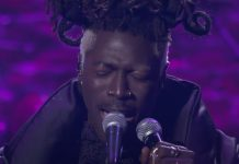 Watch Moses Sumney's captivating performance of 'Bless Me' at 2020 Soul Train Awards
