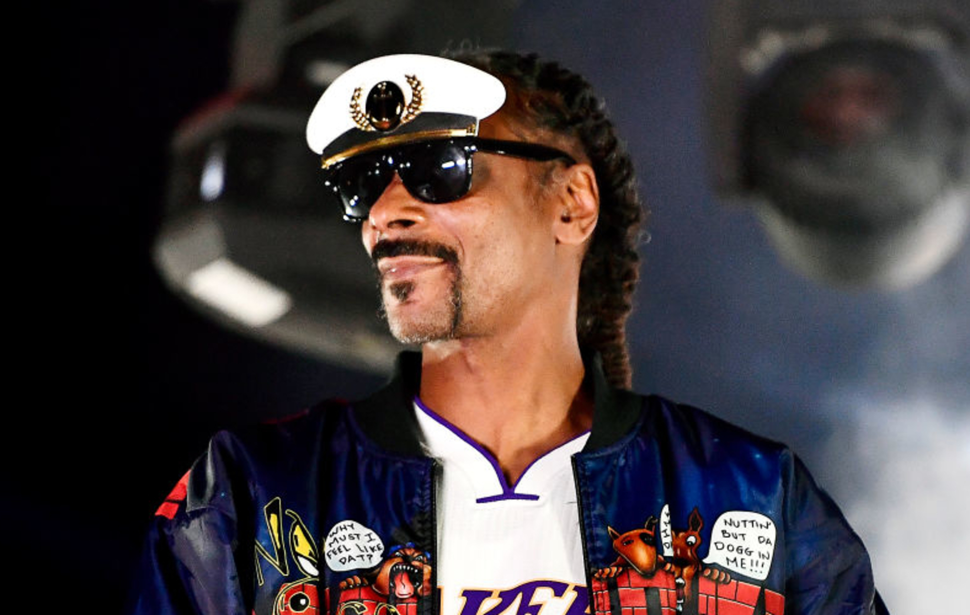 Snoop Dogg shares Christmas model of his Simply Eat track 'Did Any individual Say'