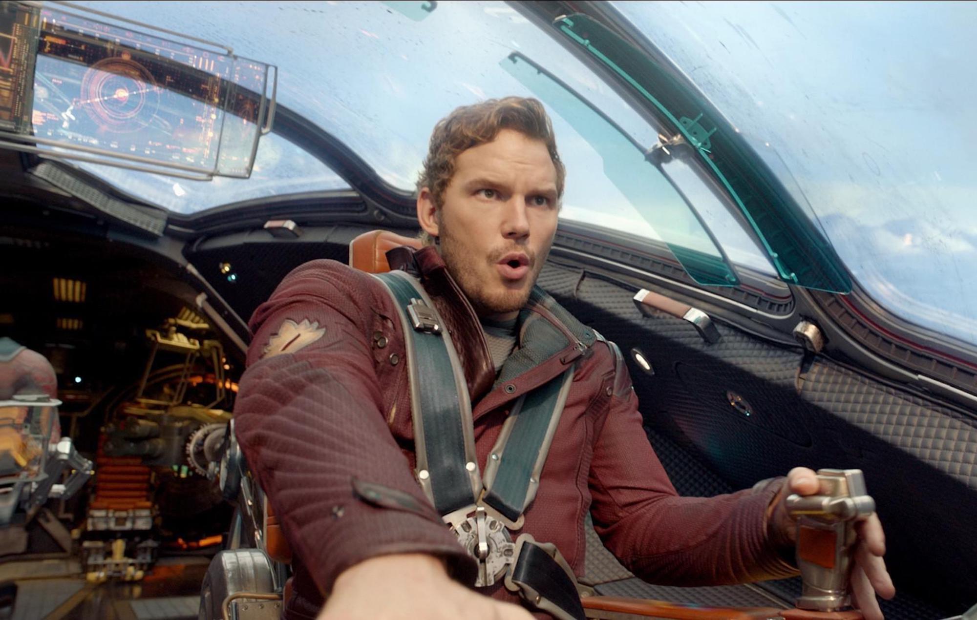Marvel - Chris Pratt, Guardians Of The Galaxy