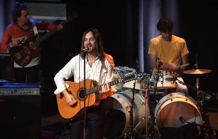 Tame Impala perform at the ARIAs 2020