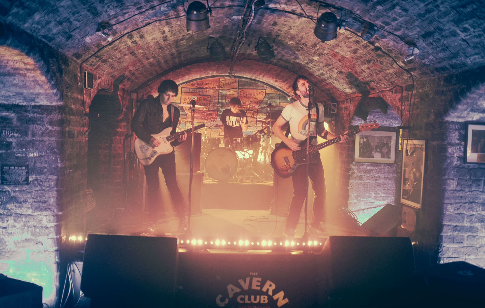 The Cribs are releasing their recent Cavern Club gig as a digital album
