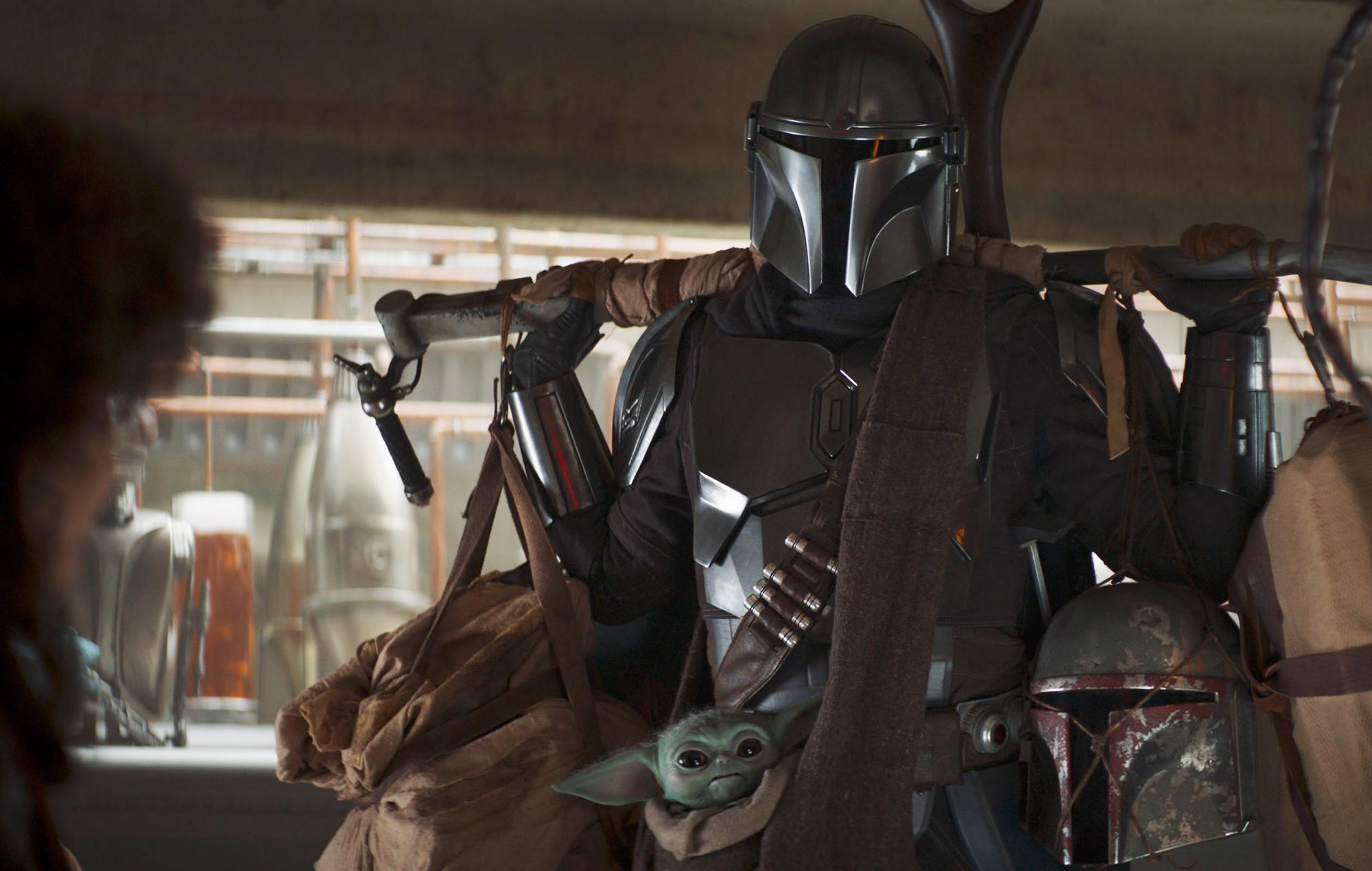 The Mandalorian Season 2 Episode 2 Star Wars Meets Arachnophobia