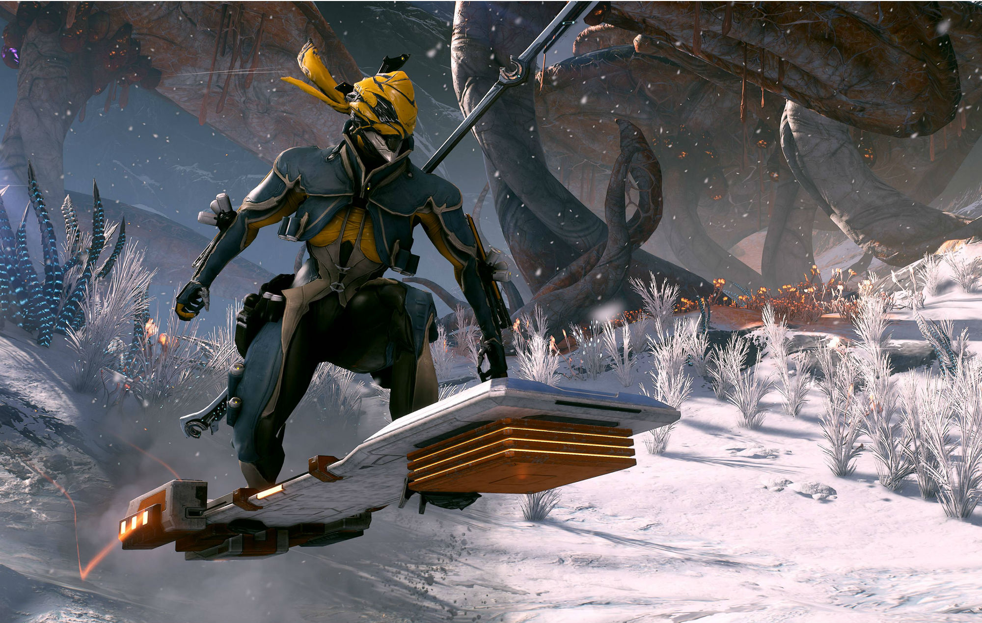 Warframe mobile version announced with this most-wanted feature