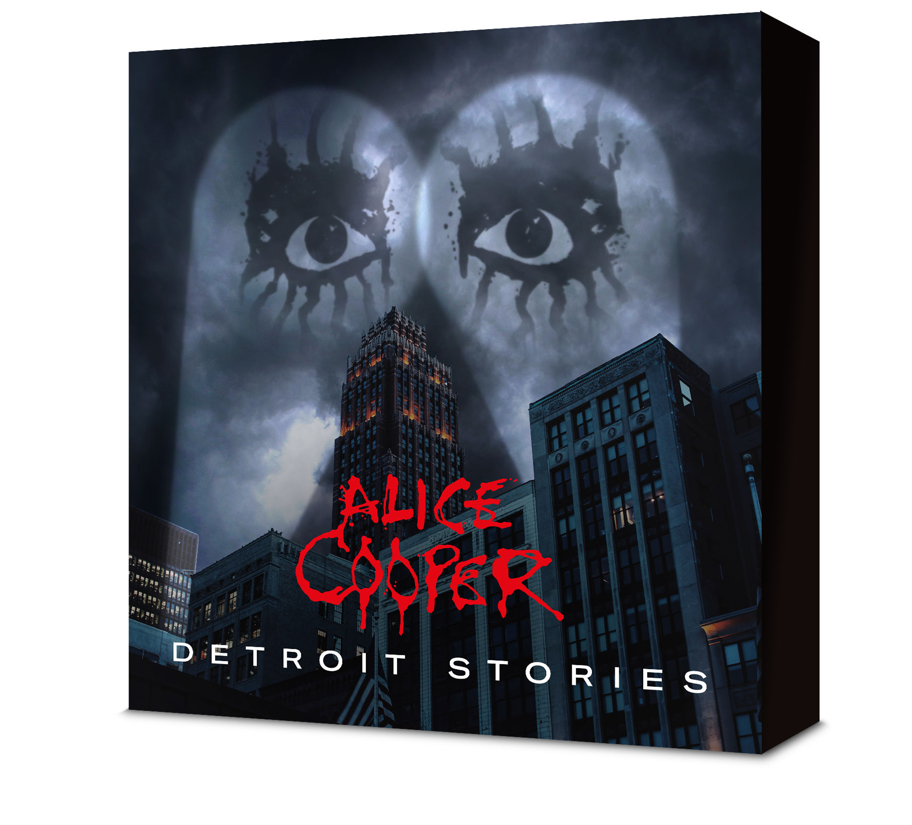 Alice Cooper broadcasts new album 'Detroit Tales' and teases first observe