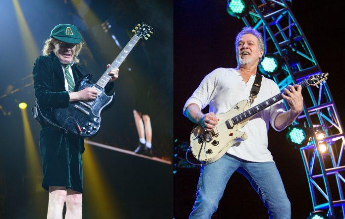 Angus Young / Eddie Van Halen