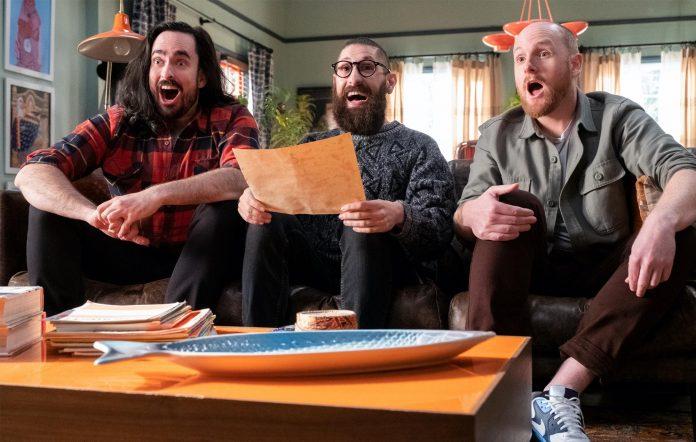 Aunty Donna Big Ol House of Fun Netflix special Australia comedy