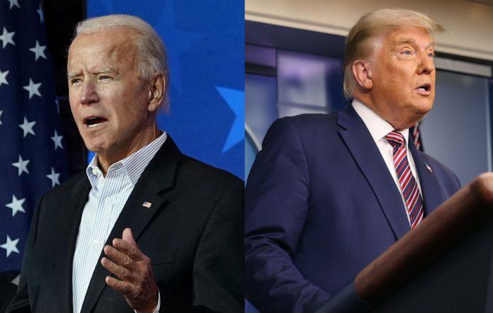 Joe Biden / Donald Trump