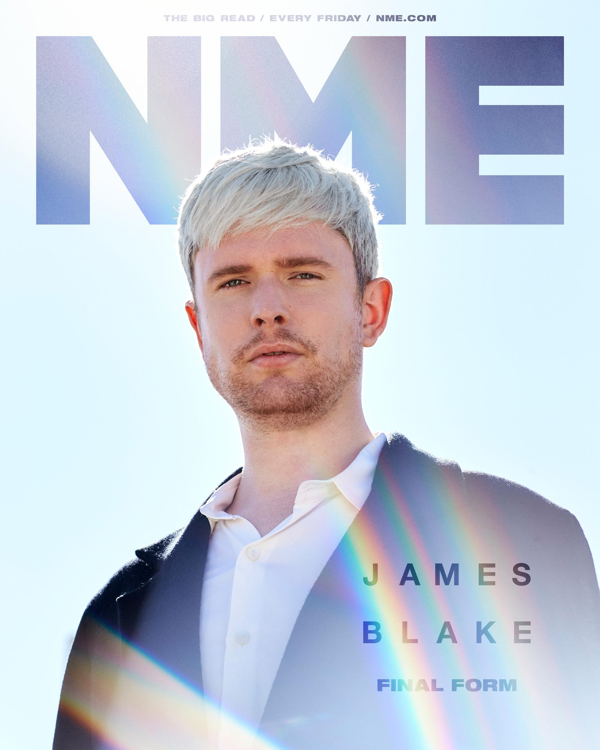 James Blake Big Read 2020