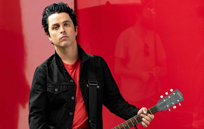 Billie Joe Armstrong, 2020. Credit: Press