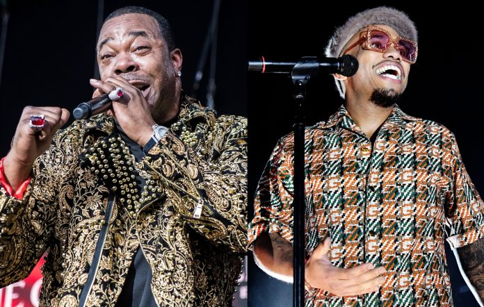 Watch Busta Ryhmes and Anderson .Paak perform 'YUUUU' on 'The Tonight Show'