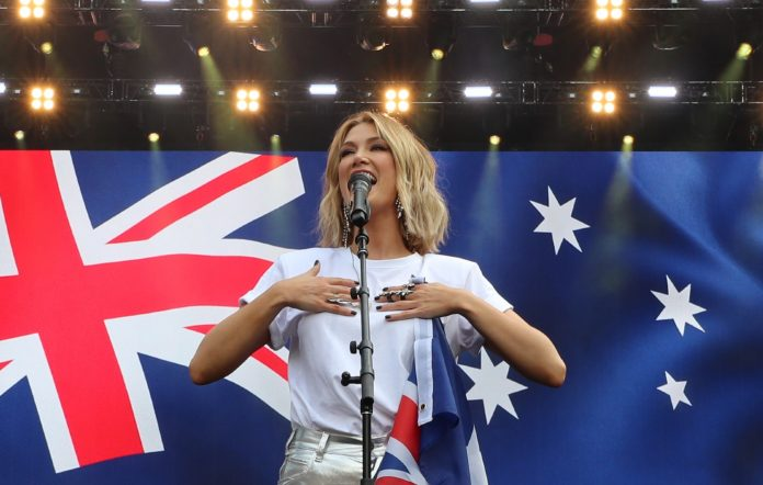 delta goodrem surprise christmas album gurrumul olivia newton john