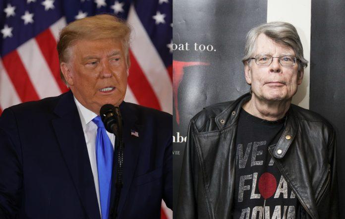 Donald Trump, Stephen KIng