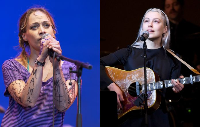 Fiona Apple, Phoebe Bridgers Grammys 2021