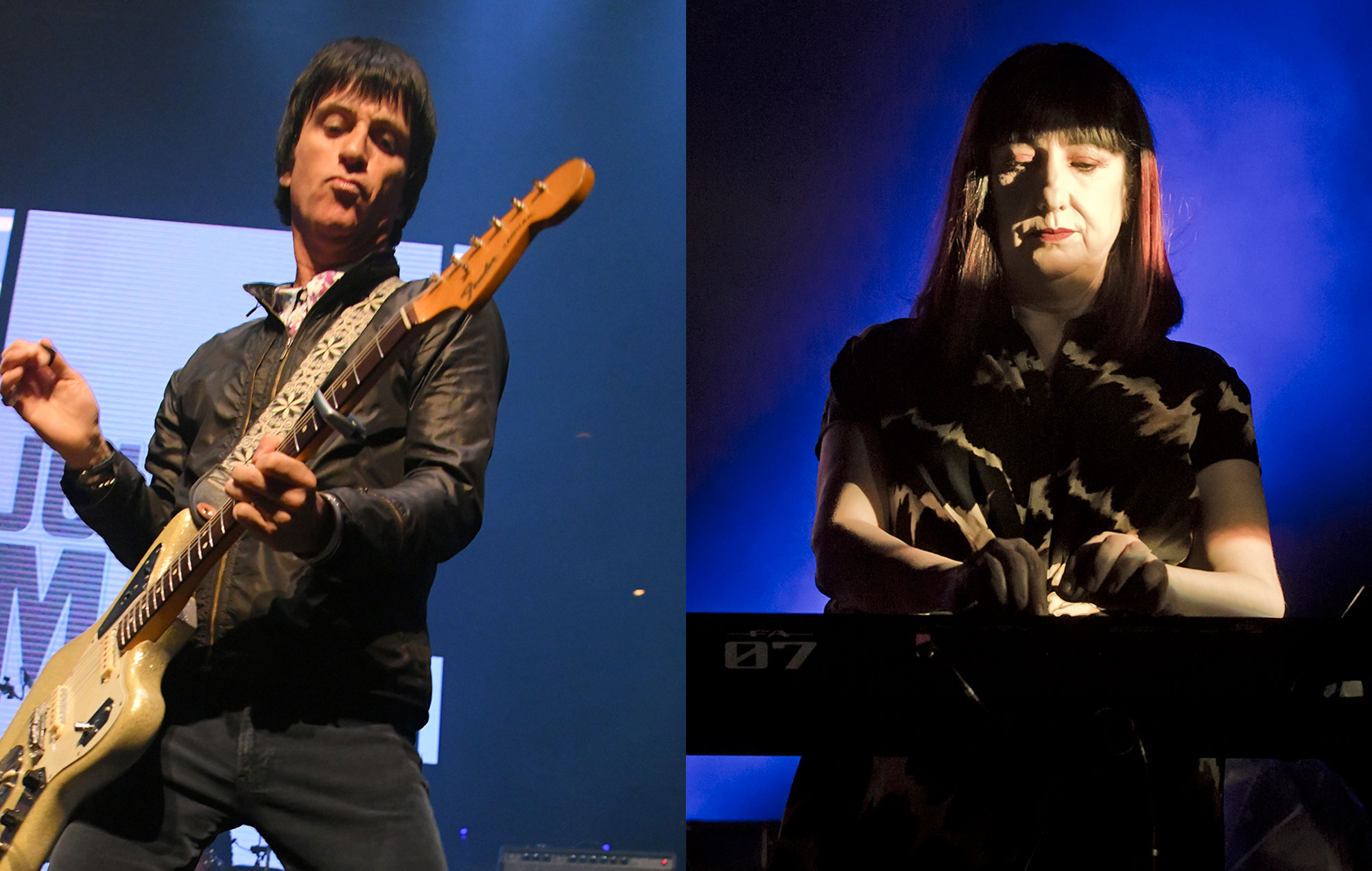 Johnny Marr says impact of Gillian Gilbert joining New Order 'overlooked'