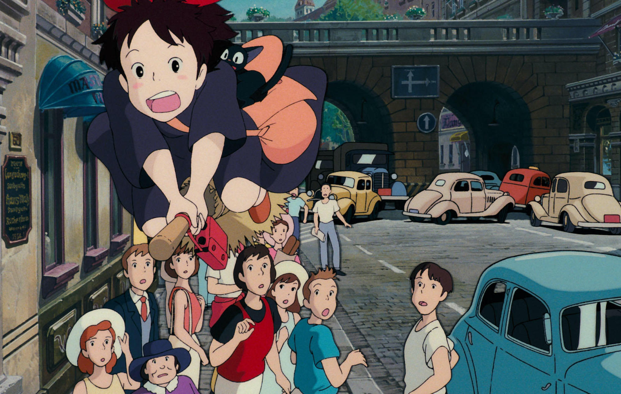 Kiki's Delivery Service, Studio Ghibli