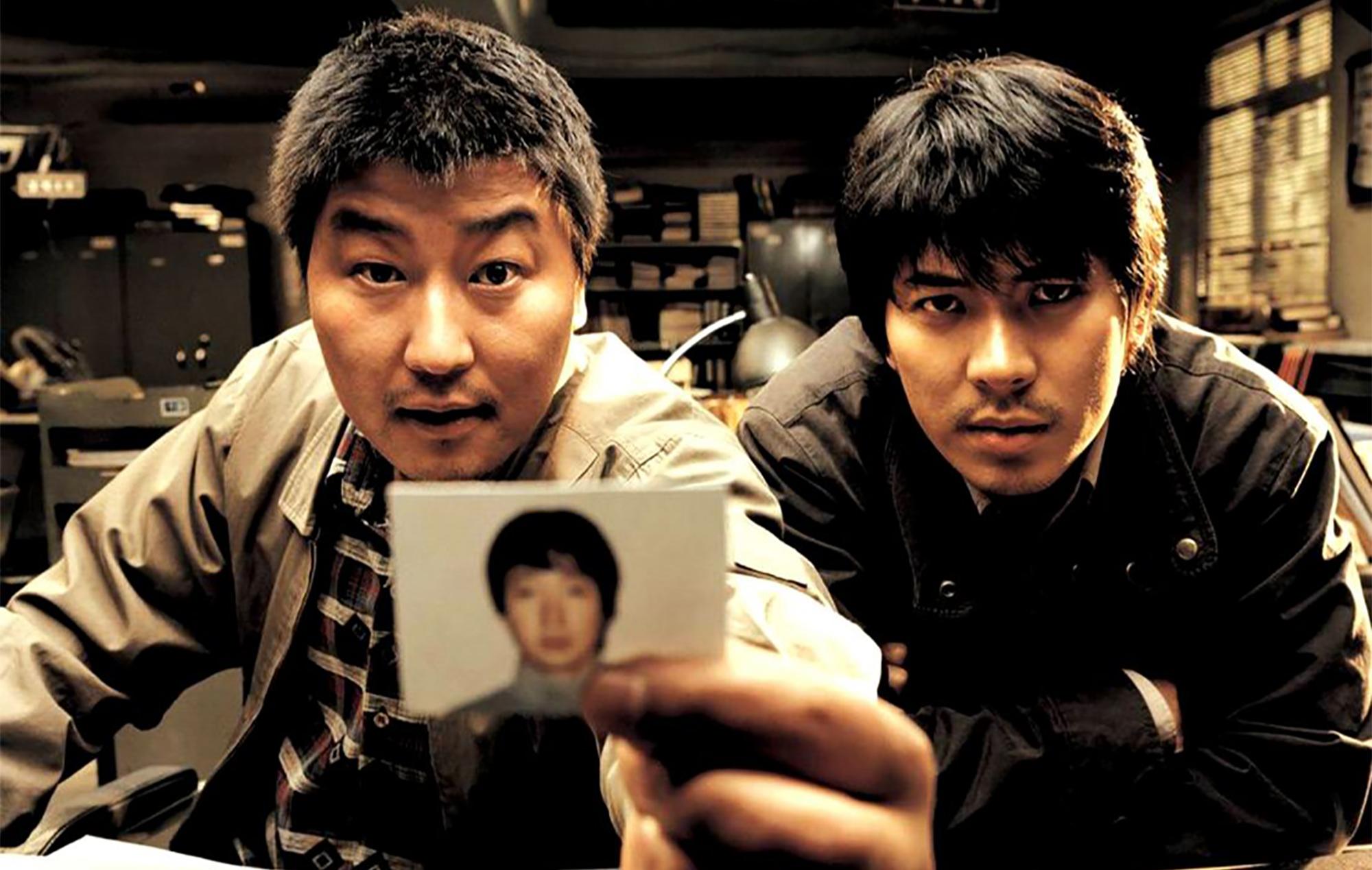 Memories of Murder Bong Joon-ho