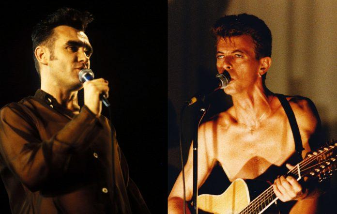 Morrissey / David Bowie